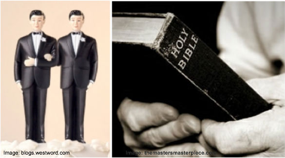 gay marriage and Bible