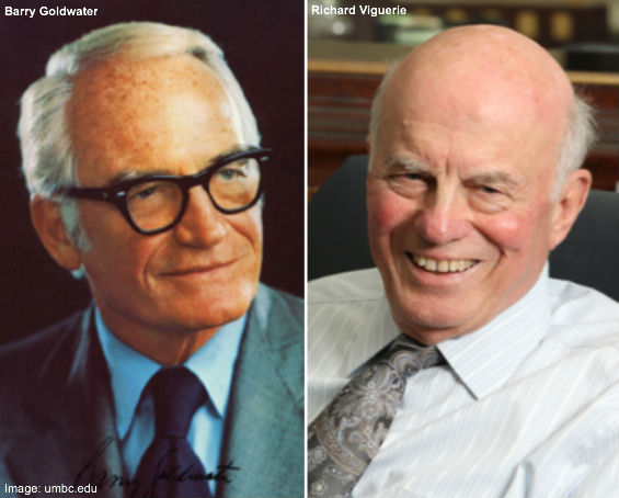 Goldwater and Viguerie