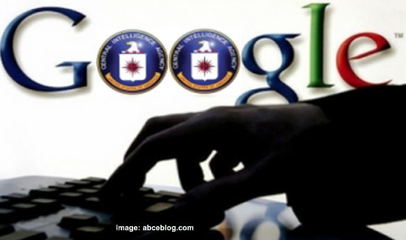 Google Helps NSA Spy