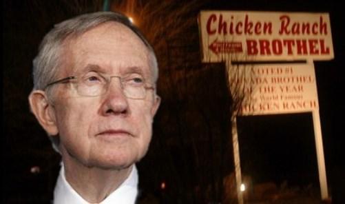 Harry Reid Chicken Ranch Brothel