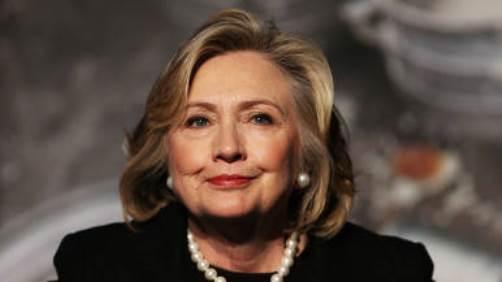 Hillary Clinton formal portrait