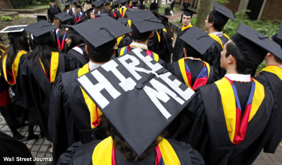 STEM Grads desperate for jobs