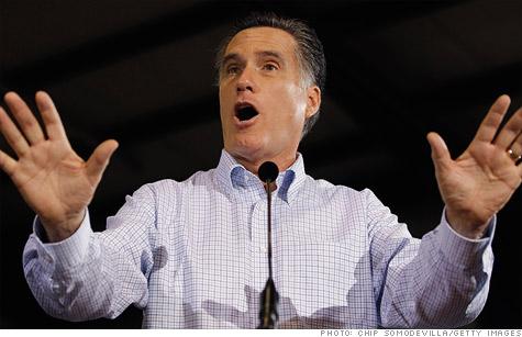 Romney Hold Everything