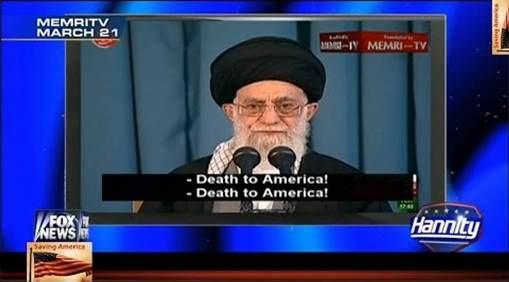 Iran Ayatollah Death to America