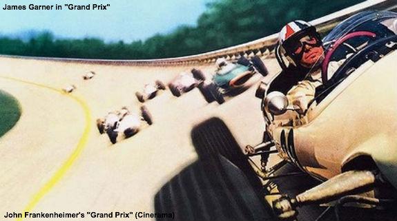 James Garner in Grand Prix