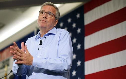 Jeb Bush Speaking