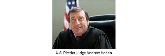 Judge Andrew Hanen