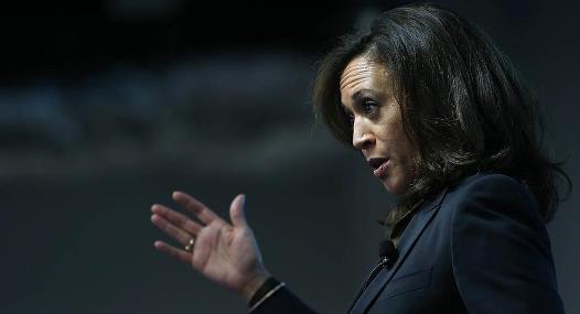 California AG Kamala Harris Politico