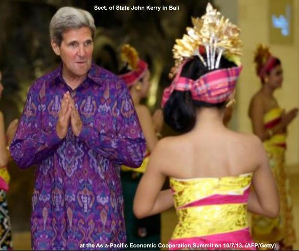 John Kerry at APEC