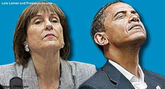 Lois Lerner & Obama