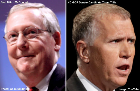 Mcconnell and Tillis