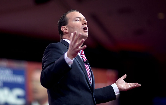 Mike Lee At CPAC