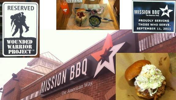 Mission Barbecue Montage
