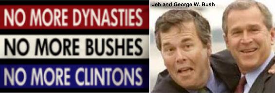 Jeb and GW Bush
