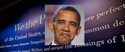 Obama Constitutional Manipulator