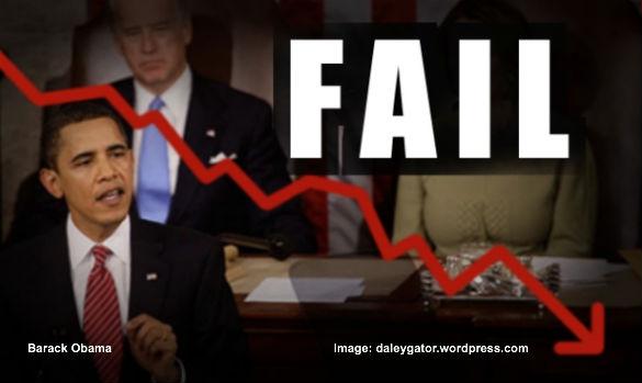 Obama Economy Fail