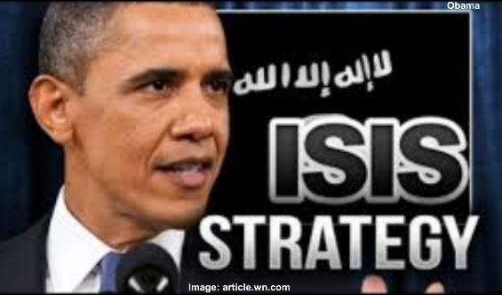 Obama ISIS Strategy