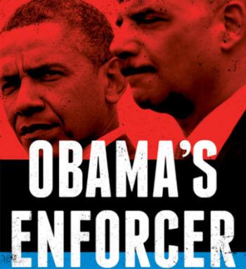 Obama's Enforcer Cover