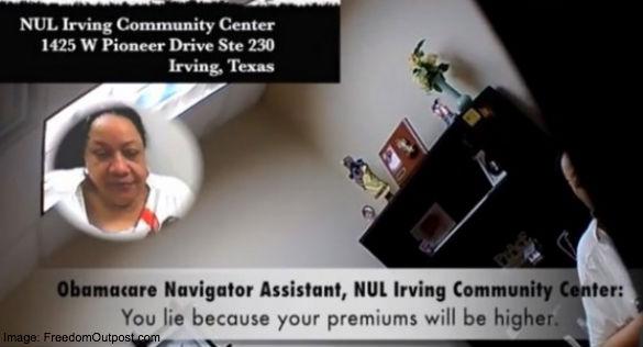 Obamacare Navigator Fraud