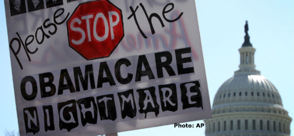 Stop Obamacare Nightmare