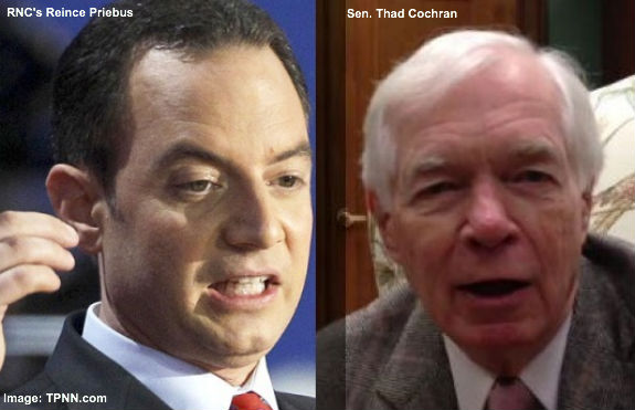 Priebus and Cochran