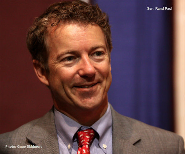 Prayers Answered? Rand Paul Thinking About Running For...