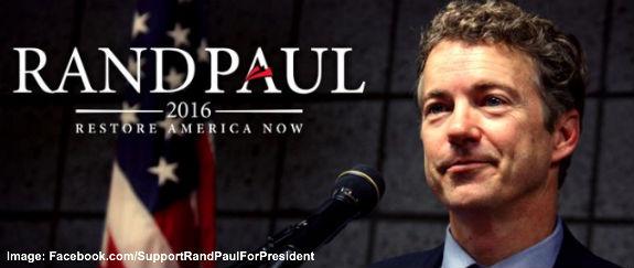Rand Paul for President