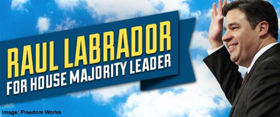 Raul Labrador for House Majority Leader