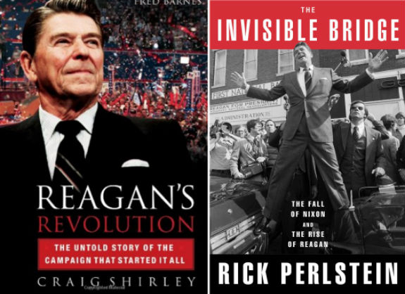 Reagan Revolution & The Invisible Bridge