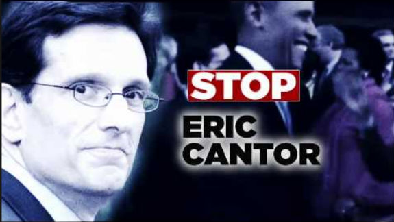 Stop Eric Cantor