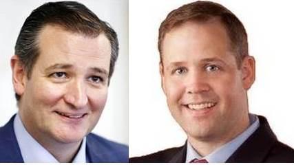 Ted Cruz and jim Bridenstine