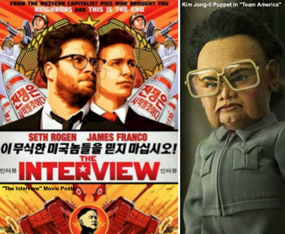 The Interview and Team America