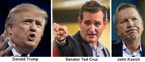 Trump-Cruz-Kasich