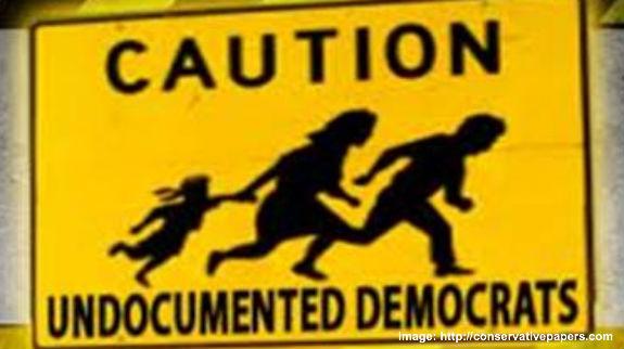 undocumented dems