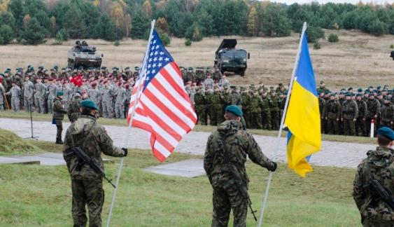 US Ukraine Military