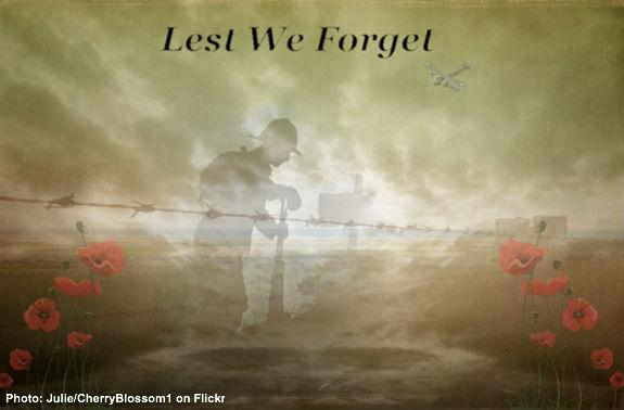 remember World War 1
